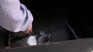 cleaning your traeger