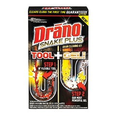 drain cleaner drano clog removers root killers