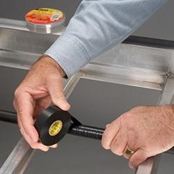 electrical tape adhesive glue