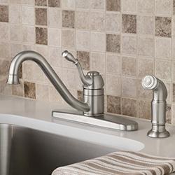 faucets repair stem cartridges aerators gaskets sprayers stoppers