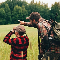 outdoor recreation hunting camping travel