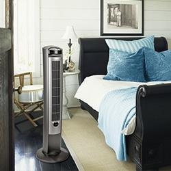 portable oscillatingtower box exhaust fans
