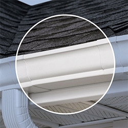 roofing gutters guards shingles