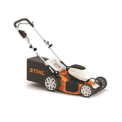 stihl battery power mower trimmer blower chainsaw tools