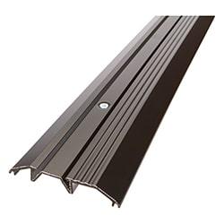 wall threshold carpet protection bars
