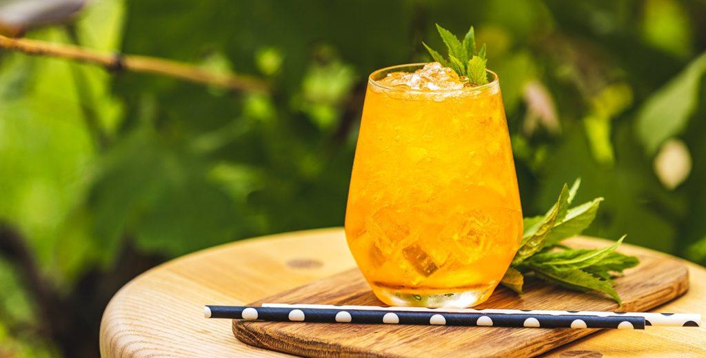 Cocktail Garden Herbs Fresh
