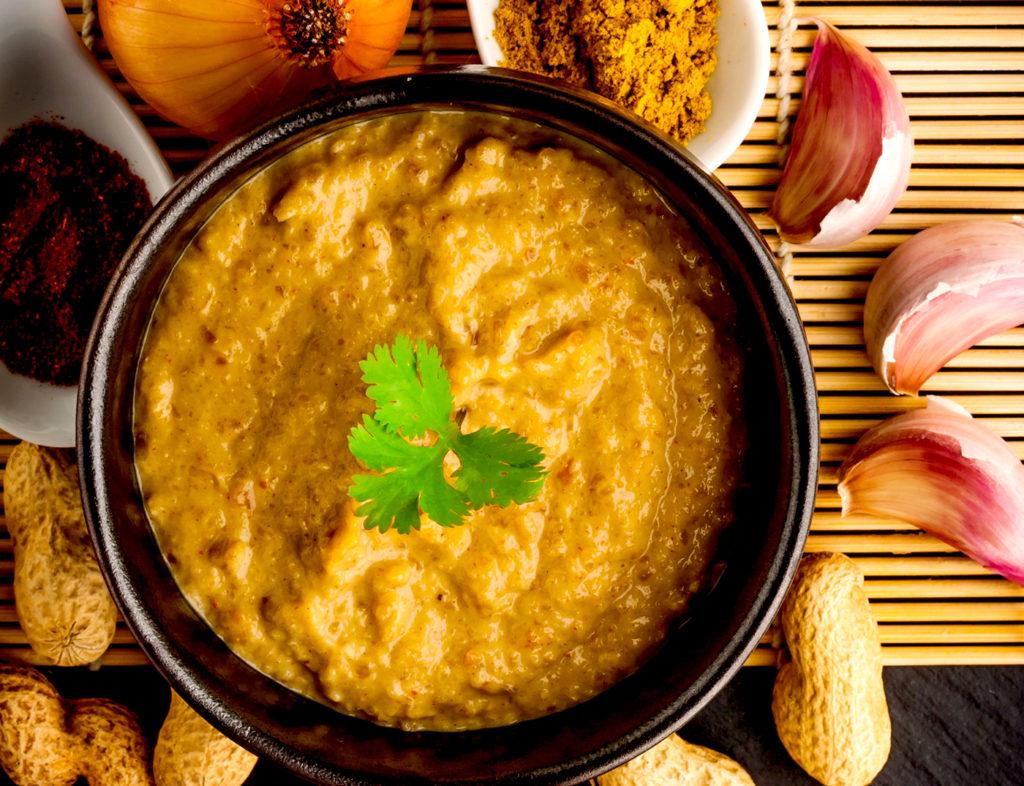 Thai Peanut Chile Sauce Recipe