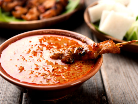 Recipe for Thai Pork Skewers